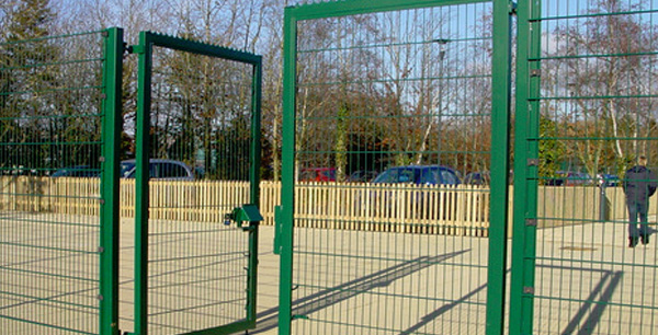 Mesh Panel Gates Security Gates Automated Gates