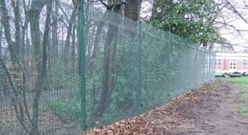 SecureGuard Mesh Fence