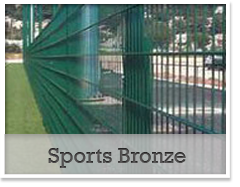 Sports Bronze Mesh Fencing